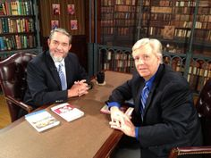 Dr. Scott Hahn and Doug Keck, to do a Bookmark  Program on two of Dr. Hahn's recent books, EVANGELIZING CATHOLICS and ANGELS and SAINTS