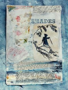 "mano kellner, collage ""shades"""