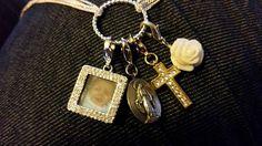 My Origami Owl Memory necklace.   Daniel Julian 3/3/13 - 8/5/13  #pinyourlove #picmonkey