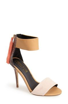 Kendall & Kylie Madden Girl 'Digbyy' Ankle Cuff Sandal (Women) available at #Nordstrom