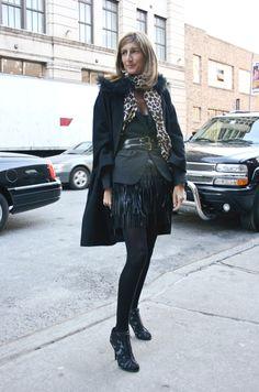 Sarah Rutson at RAG & BONE   Street Fashion   Street Peeper   Global Street Fashion and Street Style