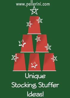 Unique Stocking Stuffer Ideas for 2016!  I love finding unique and useful stocking stuffers for my family.  Check out my latest favorites - there's something for everyone!