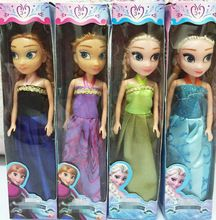 US $1.19 1pcs 2016 Baby Dolls Snow Queen Princess Anna Elsa Dolls Mini Elsa Doll Kids Toys carttoon dolls children gift Girls birthday. Aliexpress product