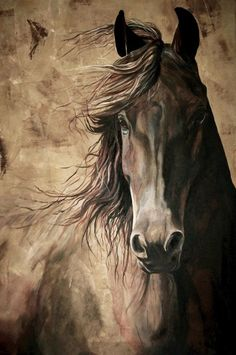 painting horse - Pesquisa do Google