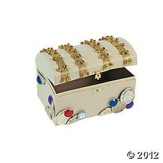 Treasure box- buy and decorate