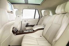 White Range Rover Interior                                                                                                                                                                                 More