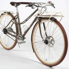 Ashley by SIGNAL CYCLES at Bespoke Global. I think everyone would cycle more with one of these.