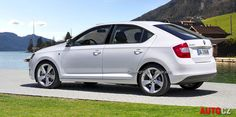 Škoda Rapid Spaceback (2013) - (Copyright: auto.cz) Vw, Cars, Vehicles, Autos, Car, Car, Automobile, Vehicle, Trucks