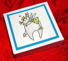 Kika's Designs : Toothfairy Box