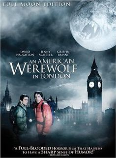 Cover of American Werewolf in London Spe...