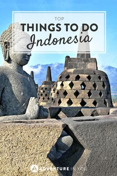 There's no shortage of cool things to do in Indonesia. Check them out!