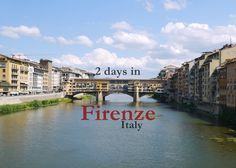 Joey's 28 Days in Europe | 2 days in Florence/Firenze, Italy