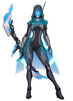 New Sci Fi Concept Art Characters Soldiers Character Design Ideas Female Character Design, Character Design Inspiration, Character Concept, Character Art, Rakan League Of Legends, Ashe League Of Legends, Robot Concept Art, Armor Concept, Gijinka Pokemon