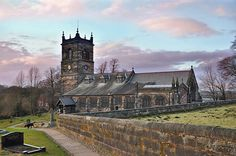 St Mary Rostherne, Rostherne Village, Mere, Cheshire