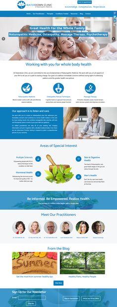View OUR #WebsiteDesign #Portfolio examples.