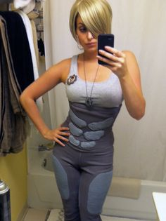 Anya Gears of War WIP 1 by *Meagan-Marie on deviantART