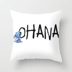 Disney Lilo & Stitch Sketch Lanyard from Hot Topic. Shop more products from Hot Topic on Wanelo. Cute Pillows, Bed Pillows, Disney Pillows, Lilo E Stitch, Disney Bedrooms, Disney Home, Walt Disney, Ohana, Room Themes