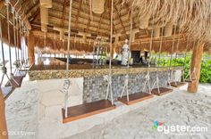 Tiki Bar at the Villa Del Palmar Cancun