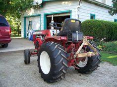 Lawn Tractors, Tractor Mower, Lawn Mower, Wheel Horse Tractor, Homemade Tractor, Cub Cadet, Farm Gardens, Ih, Heavy Equipment