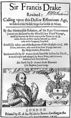 On this day December, 1577 Francis Drake set sail from Plymouth with his Flagship Pelican plus four other ships and 160 men, on an expedition to the Pacific, his other ships were lost or returned home shortly after the voyage began but the Pelican, r Uk History, Tudor History, British History, Family History, Golden Hind, Sir Francis, Drake, Pirate History, Tudor Monarchs