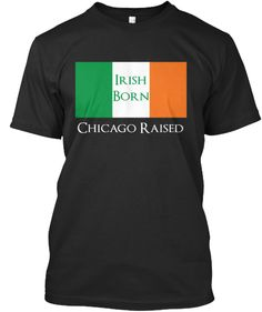 Show your Irish and Chicago pride!