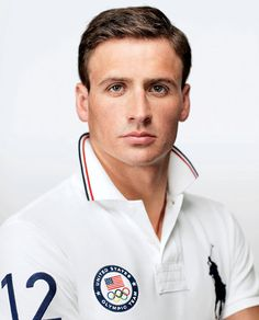 He cleans up good.  Swimmer Ryan Lochte on Beating Michael Phelps. #Olympics #swimming #interview