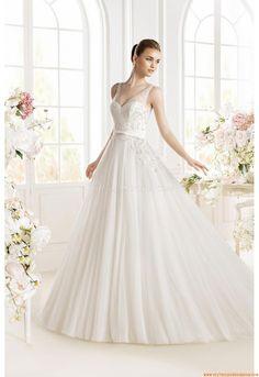 Vestido de novia Avenue Diagonal Parfait 2014
