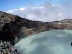 Volcan Rincon de la Vieja, Costa Rica