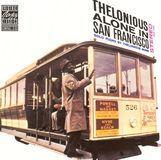 Thelonious Alone in San Francisco [LP] - Vinyl