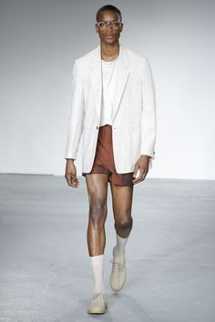 E. Tautz Spring 2018 Menswear Collection Photos - Vogue