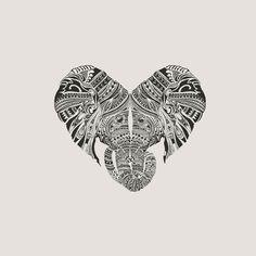 Huge Heart Art Print by Huebucket   Society6