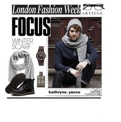 """""""London Winter Scarf"""" by kathryne-yance ❤ liked on Polyvore featuring Christian Dior, Everlane, Mulberry, Earth, Burberry, men's fashion, menswear and winterscarf"""
