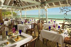 Neptune's Mediterranean Restaurant at Sandals La Toc Golf Resort & Spa