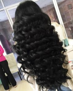 Provide High Quality Full Lace Wigs With All Virgin Hair And All Hand Made. Wholesale Human Hair Wigs Wigs For Black Women Black Hair Paint Loose Hairstyles, Straight Hairstyles, Black Hairstyles, American Hairstyles, Prom Hairstyles, Trendy Hairstyles, Bougie Hair, Curly Hair Styles, Natural Hair Styles
