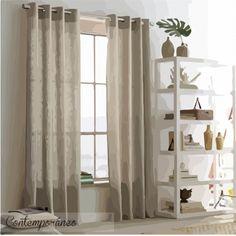 Las cortinas se ponen de moda, conoce los 5 estilos más trendy | Me lo dijo Lola