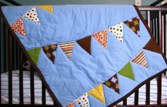 Make a Baby Quilt   AllFreeSewing.com