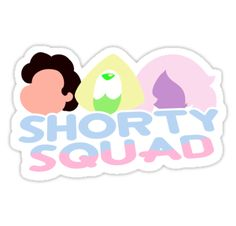 The Shorty Squad from Steven Universe! • Also buy this artwork on stickers, apparel, phone cases, and more.