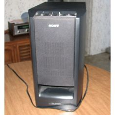 New Listing Started Sony SA-W305 Subwoofer with built in amp $30.00