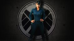 Cobie Smulders Agent Maria Hill by Dave-Daring on DeviantArt Marvel Women, Marvel Dc, Carnival Lights, Maria Hill, Dangerous Dogs, Concrete Texture, Cobie Smulders, Nick Fury, New Backgrounds