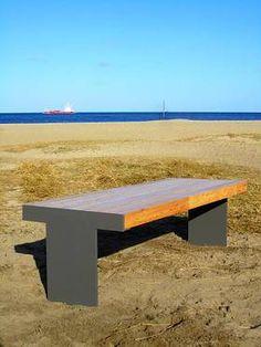 Esplanade T Profile Table union street furniture