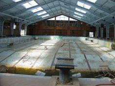 abandoned pools | Fort Ord Abandoned Pool