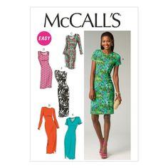 Misses' Dresses-6-8-10-12-14Misses' Dresses-6-8-10-12-14,