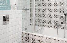 Łazienka styl Skandynawski - zdjęcie od PINKMARTINI