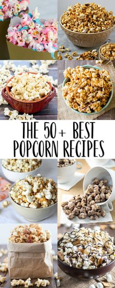 The 50+ Best Popcorn