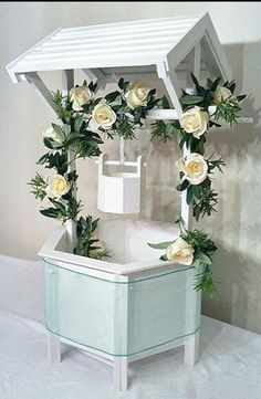 Image Result For Rustic Wishing Well Wedding Card Holder