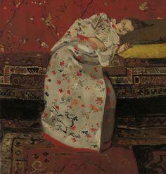 Breitner: Meisje in Kimono. Rijksmuseum (2016)