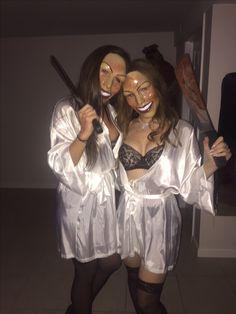 #purge #costume #halloween