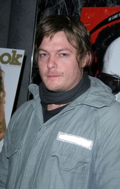 Norman Reedus during The Nomi Song New York City Premiere at Loews 19th Street East Theater in New York City New York United States 2005