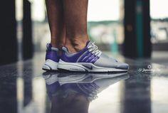 Nike Air Presto Grey Purple - El Tio