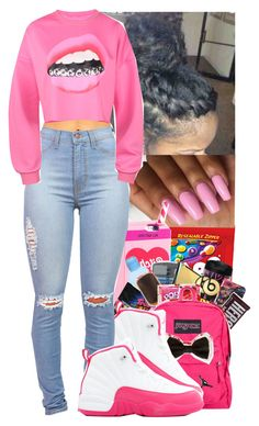 """"" by jasmine1164 ❤ liked on Polyvore featuring Valfré"